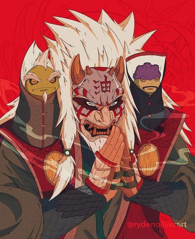Naruto: Giật mình khi thấy các nhẫn giả bật mode theo phong cách Huyết Nguyệt trong LMHT - Ảnh 8.