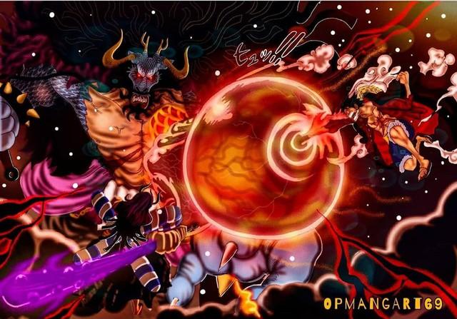 Liệu nghịch tử Wano Yamato có chống lại cha mình Kaido trong One Piece chap 1009? - Ảnh 3.
