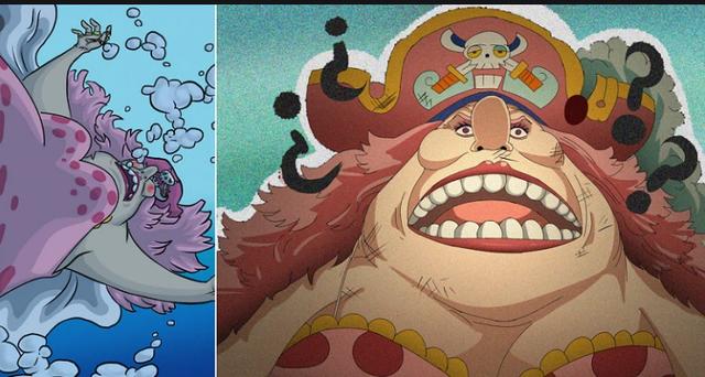 One Piece: Tứ Hoàng Big Mom và 7 lần trở thành trò cười cho thiên hạ, ai gặp Luffy cũng phải tấu hài cả thôi - Ảnh 4.