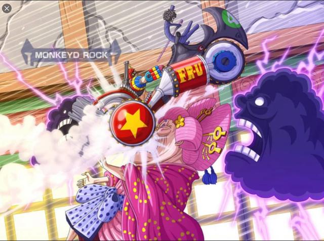 One Piece: Tứ Hoàng Big Mom và 7 lần trở thành trò cười cho thiên hạ, ai gặp Luffy cũng phải tấu hài cả thôi - Ảnh 6.