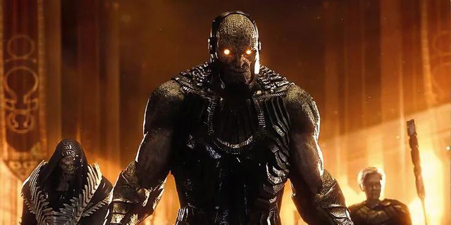 Zack Snyder's Justice League lót gạch cho Darkseid - đấng tối cao của Apokolips xuất hiện - Ảnh 2.