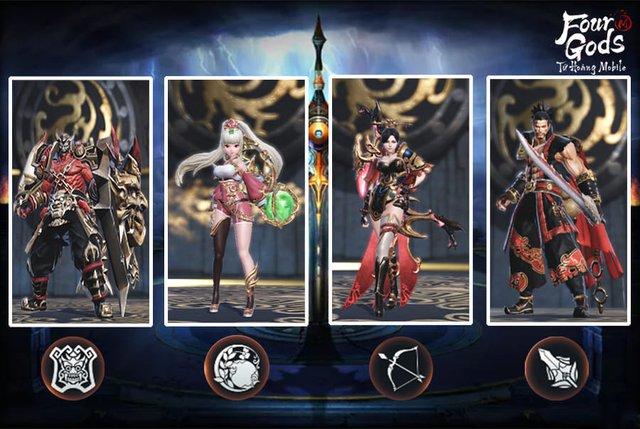 Ngày mai 1/4, Tứ Hoàng Mobile chính thức Closed Beta và 4 lý do không thể bỏ lỡ bom tấn MMORPG đình đám xứ Hàn này! - Ảnh 9.