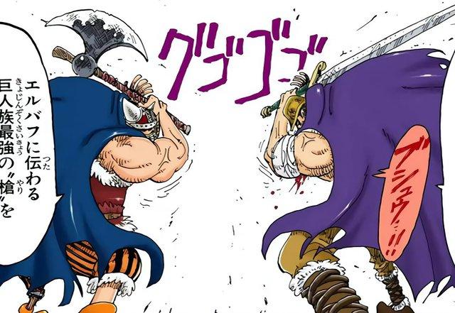Spoil chi tiết One Piece chap 1009: Orochi bị nhóm Xích Sao chặt đầu, Kaido né đòn của Luffy vì sợ? - Ảnh 2.