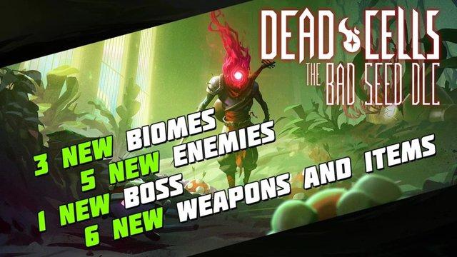 """Dead Cells đang có mức giá """"không tưởng"""" rất hiếm thấy trên cả Android và iOS trước khi tung ra DLC cực khủng - Ảnh 2."""