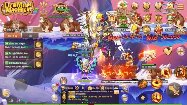 Liên Minh Mạo Hiểm: Game mobile 'bùng nổ' ngày ra mắt với loạt tính năng siêu khủng - Ảnh 3.