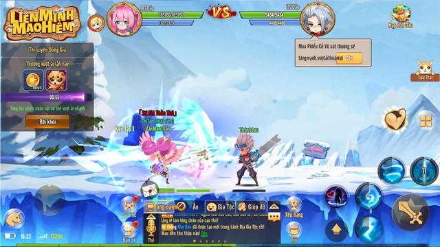 Liên Minh Mạo Hiểm: Game mobile 'bùng nổ' ngày ra mắt với loạt tính năng siêu khủng - Ảnh 7.