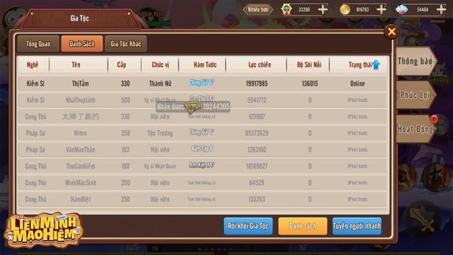 Liên Minh Mạo Hiểm: Game mobile 'bùng nổ' ngày ra mắt với loạt tính năng siêu khủng - Ảnh 8.