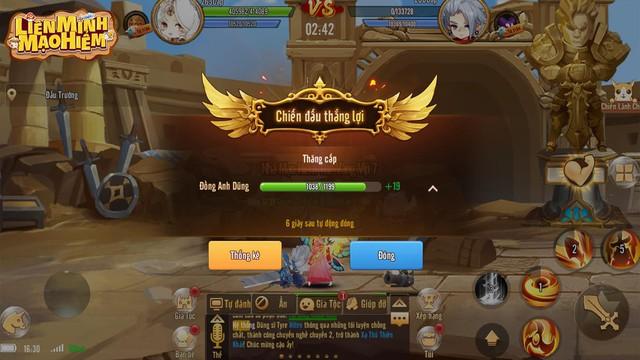 Liên Minh Mạo Hiểm: Game mobile 'bùng nổ' ngày ra mắt với loạt tính năng siêu khủng - Ảnh 10.