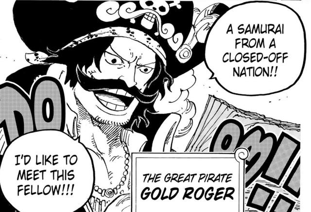 Anime One Piece đã có 1 sự thay đổi nhỏ trong thiết kế của Vua hải tặc Roger mà có liên quan đến Ace - Ảnh 2.