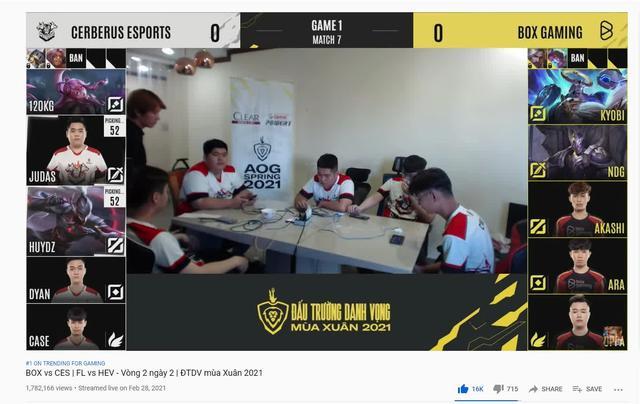 Bất ngờ khi một video clip về giải đấu Esports lại đánh bại loạt MV lên top 1 trending Youtube? - Ảnh 2.