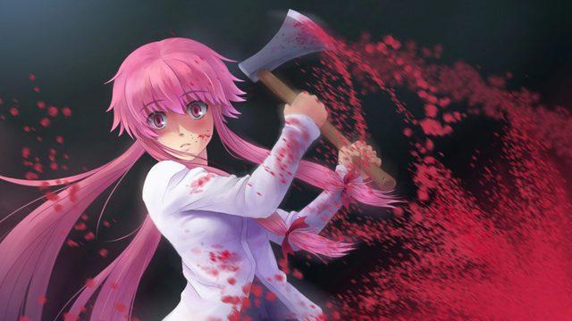 Top 4 anime có nữ chính yêu quá hóa cuồng, sẵn sàng làm bất cứ điều gì vì người mình yêu - Ảnh 2.