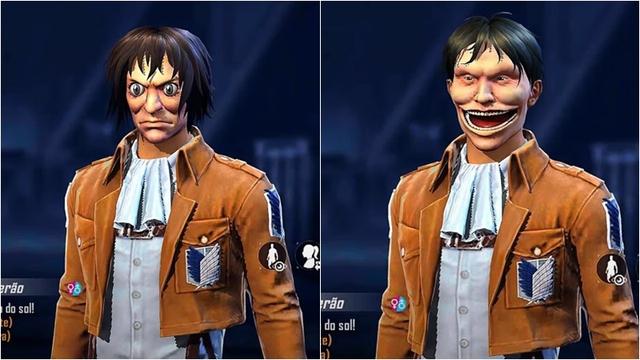 """Cộng đồng hết hồn khi nhìn dung mạo của Attack on Titan trên tựa game sinh tồn mà """"ai cũng biết là ai"""" - Ảnh 2."""