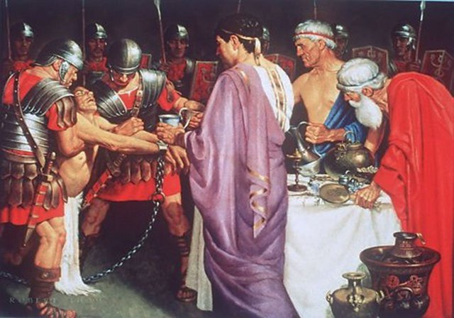 Vua độc dược Mithridates: Cha đẻ của phương pháp lấy độc kháng độc tưởng chỉ có trong truyền thuyết - Ảnh 1.