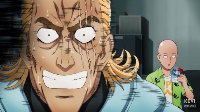 One Punch Man: Người đàn ông mạnh nhất King tham chiến, liệu có mượn sức mạnh Saitama để hạ gục Garou? - Ảnh 3.