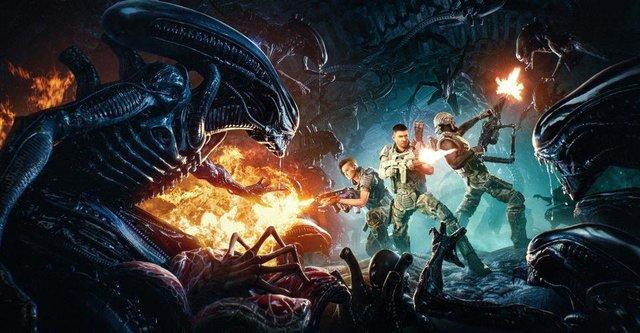 Dòng game Alien bất ngờ tái xuất với tựa game bắn súng co-op Aliens Fireteam cực hay - Ảnh 1.
