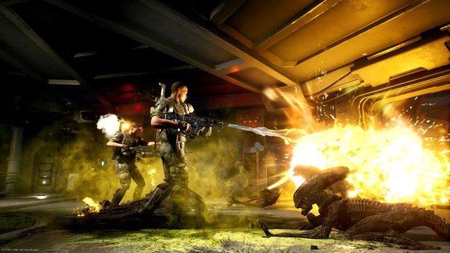 Dòng game Alien bất ngờ tái xuất với tựa game bắn súng co-op Aliens Fireteam cực hay - Ảnh 2.