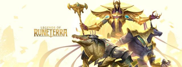 Trải nghiệm bản mở rộng Đế Quốc Thăng Hoa: Đại cập nhật sẽ thay đổi hoàn toàn meta của Huyền Thoại Runeterra - Ảnh 1.