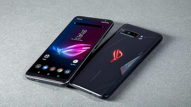Asus ROG Phone 5 lập kỷ lục với RAM 18 GB - Ảnh 1.