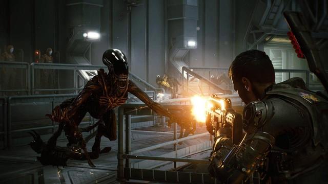 Dòng game Alien bất ngờ tái xuất với tựa game bắn súng co-op Aliens Fireteam cực hay - Ảnh 3.