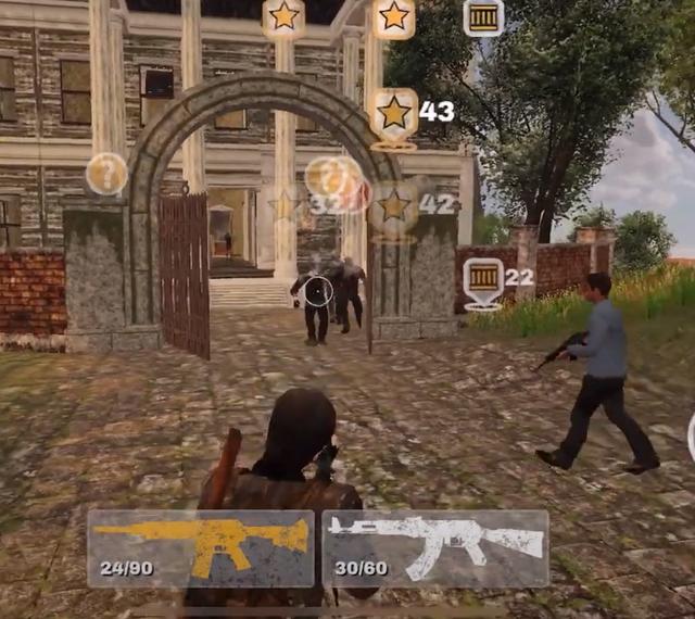 """Xuất hiện trên di động, tựa game bắn zombie The Dead Inside gây """"sốt"""" vì những trải nghiệm có """"1-0-2"""" - Ảnh 2."""