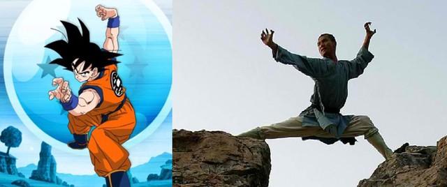 Dragon Ball: Son Goku đã dùng những trường phái võ thuật nào khi chiến đấu? - Ảnh 1.