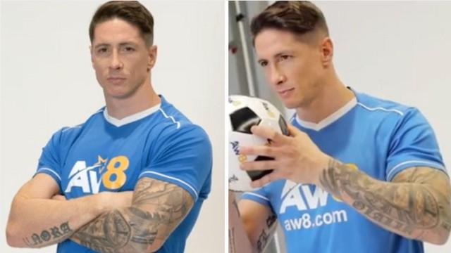 SIÊU HOT: Fernando Torres cơ bắp cuồn cuộn tái xuất FIFA Online 4 để bán hành cho Vidic, Ferdinand - Ảnh 2.