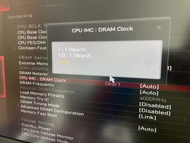 """Lộ tin CPU Intel thế hệ 11 """"học lỏm"""" cách ép xung RAM của AMD - Ảnh 1."""