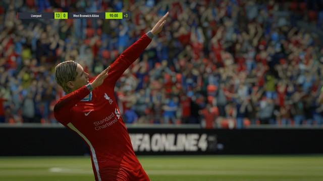 SIÊU HOT: Fernando Torres cơ bắp cuồn cuộn tái xuất FIFA Online 4 để bán hành cho Vidic, Ferdinand - Ảnh 4.
