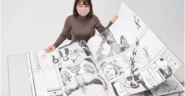 Manga Attack on Titan phát hành cuốn truyện tranh lớn nhất thế giới để kỉ niệm ngày kết thúc bộ truyện - Ảnh 1.