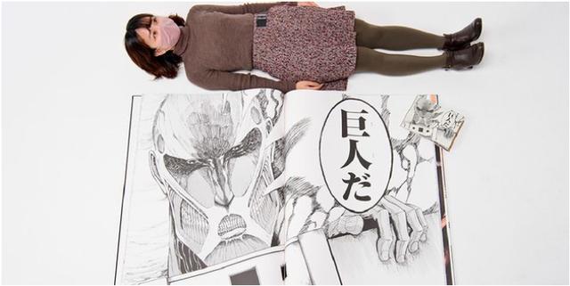 Manga Attack on Titan phát hành cuốn truyện tranh lớn nhất thế giới để kỉ niệm ngày kết thúc bộ truyện - Ảnh 2.