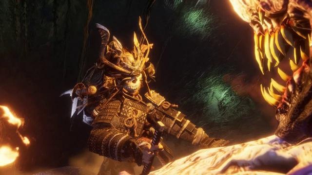 Xuất hiện tựa game cực đỉnh trên PC, cho anh em hóa thân vào Samurai tung hoành giữa vùng đất đầy rẫy oan hồn - Ảnh 3.