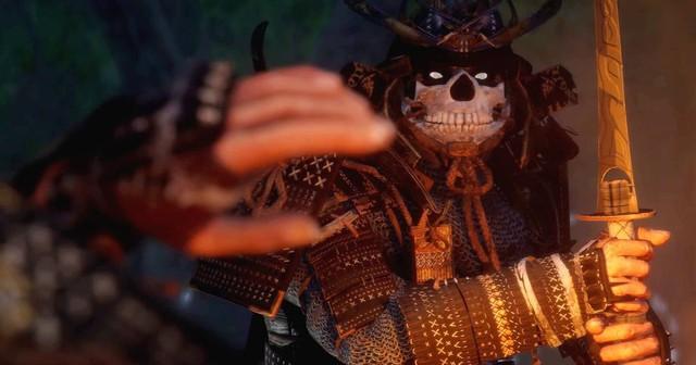 Xuất hiện tựa game cực đỉnh trên PC, cho anh em hóa thân vào Samurai tung hoành giữa vùng đất đầy rẫy oan hồn - Ảnh 4.