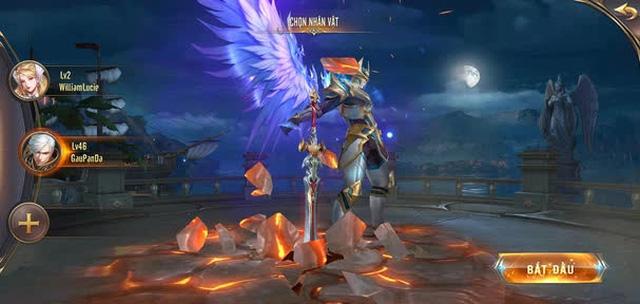 Khẳng định chất game cuốn hút, Vương Thần Mobile ngày càng đông sau 3 ngày ra mắt: Đáng chơi - Ảnh 1.