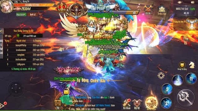 Khẳng định chất game cuốn hút, Vương Thần Mobile ngày càng đông sau 3 ngày ra mắt: Đáng chơi - Ảnh 4.