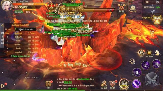 Khẳng định chất game cuốn hút, Vương Thần Mobile ngày càng đông sau 3 ngày ra mắt: Đáng chơi - Ảnh 7.
