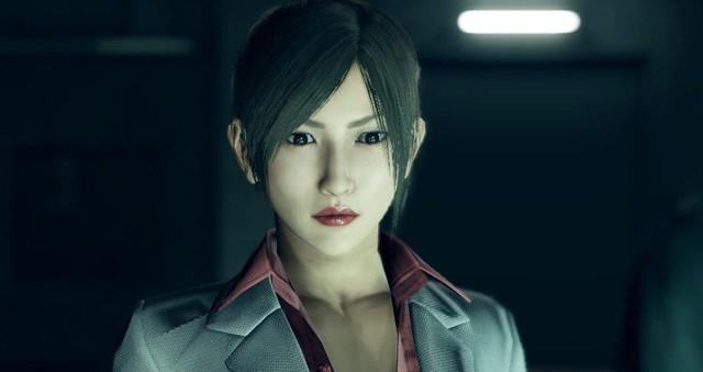 Watching Yakuza boss Kazuma Kiryu extremely beautiful female version - Photo 1.
