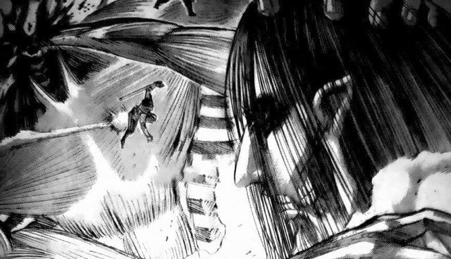Attack On Titan chap 138: Thủy Tổ Ymir chứng kiến Mikasa vĩnh biệt Eren với nụ cười hạnh phúc? - Ảnh 2.