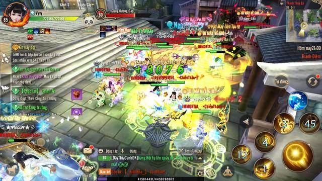 Chiến báo Thục Sơn tuần đầu tháng 3: Huyền Thạch Giới nhuốm đỏ, siêu kinh điển Công Thành Chiến và sự máu lửa khiến nhiều MMORPG phải thèm thuồng - Ảnh 5.