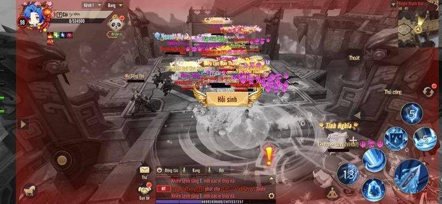 Chiến báo Thục Sơn tuần đầu tháng 3: Huyền Thạch Giới nhuốm đỏ, siêu kinh điển Công Thành Chiến và sự máu lửa khiến nhiều MMORPG phải thèm thuồng - Ảnh 13.