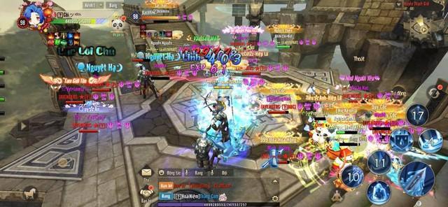Chiến báo Thục Sơn tuần đầu tháng 3: Huyền Thạch Giới nhuốm đỏ, siêu kinh điển Công Thành Chiến và sự máu lửa khiến nhiều MMORPG phải thèm thuồng - Ảnh 14.