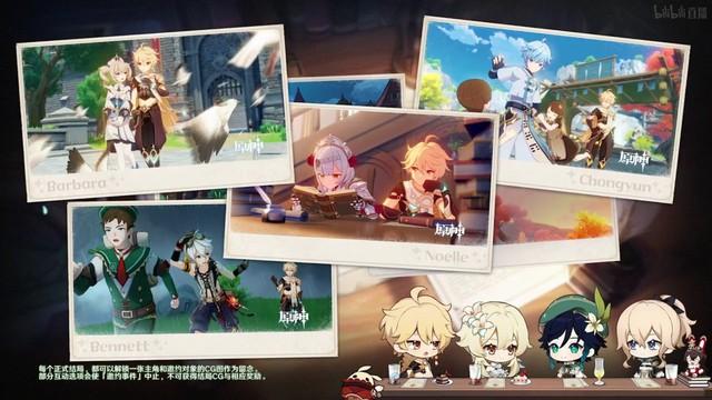 """Genshin Impact tung bản cập nhật lớn, biến thành game """"hẹn hò"""" - Ảnh 2."""