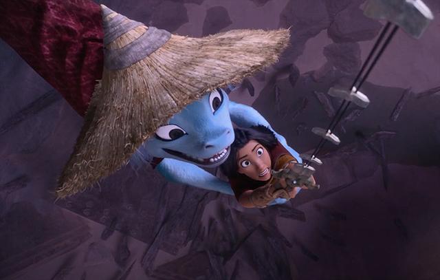 Hollywood khen ngợi tới tấp công chúa Disney gốc Việt, cho điểm gần như tuyệt đối - Ảnh 5.