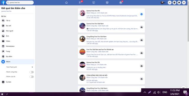 """Group 1.8 triệu thành viên của """"Game Mobile Esports hay nhất 2020"""" đột ngột bay màu, mất tích trên Facebook? - Ảnh 2."""