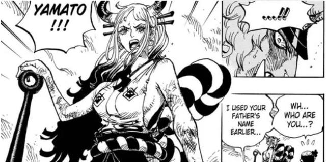 Vượt qua cả Thánh Usopp, Yamato đứng thứ 11 trong cuộc bình chọn nhân vật được yêu thích nhất One Piece - Ảnh 3.