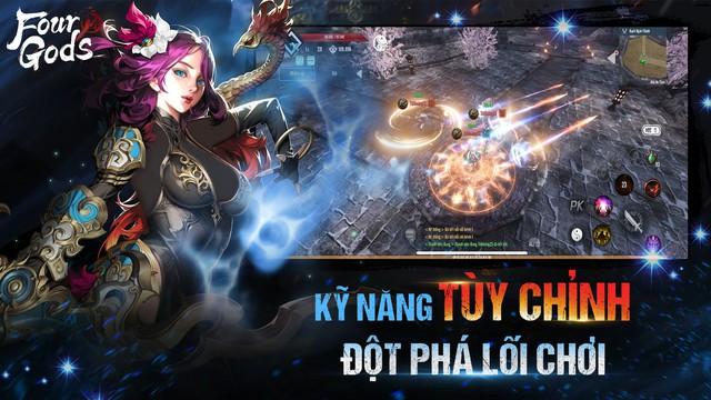 Tổng hợp những cơ chế biến Tứ Hoàng Mobile thành bom tấn sở hữu gameplay tiệm cận PC duy nhất hiện nay - Ảnh 3.