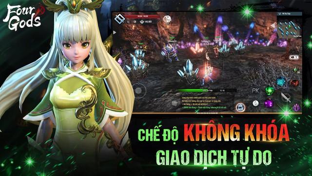 Tổng hợp những cơ chế biến Tứ Hoàng Mobile thành bom tấn sở hữu gameplay tiệm cận PC duy nhất hiện nay - Ảnh 10.