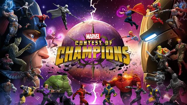 Marvel Contest Of Champions gây náo loạn với sự xuất hiện của nhân vật này - Ảnh 1.