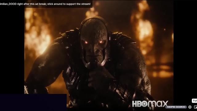 Liên minh công lý bản Zack Snyder tung đoạn cắt 30s mới toanh, tràn đầy cảnh chiến đấu mãn nhãn trên Twitch - Ảnh 2.