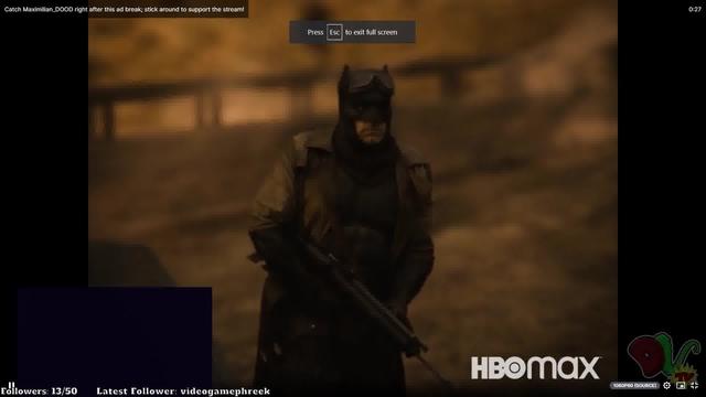 Liên minh công lý bản Zack Snyder tung đoạn cắt 30s mới toanh, tràn đầy cảnh chiến đấu mãn nhãn trên Twitch - Ảnh 3.