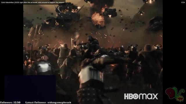 Liên minh công lý bản Zack Snyder tung đoạn cắt 30s mới toanh, tràn đầy cảnh chiến đấu mãn nhãn trên Twitch - Ảnh 5.